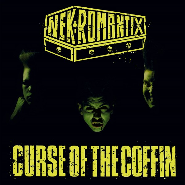 NEKROMANTIX - Curse Of The Coffin LP