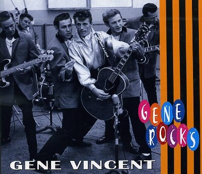 VINCENT, GENE - Gene Rocks CD
