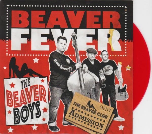 """BEAVER BOYS - Beaver Fever 7""""EP"""