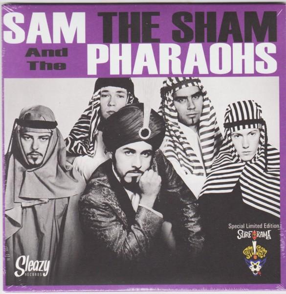 """SAM THE SHAM AND THE PHARAOHS 7""""EP ltd."""
