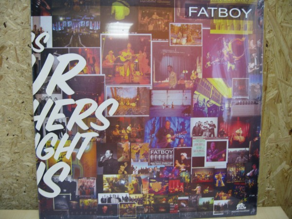 FATBOY - Songs Our Mothers Taught Us LP ltd.