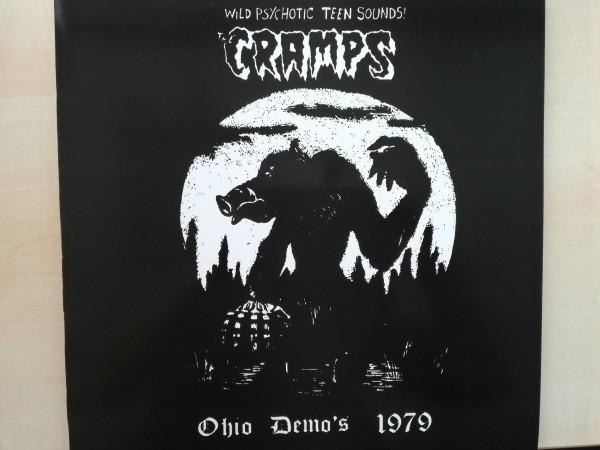 CRAMPS - Ohio Demo's 1979 LP