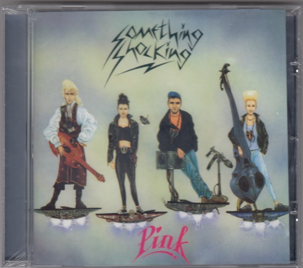 SOMETHING SHOCKING - Pink CD