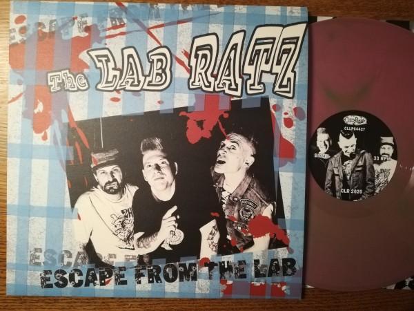 LAB RATZ - Escape From The LP ltd. magenta