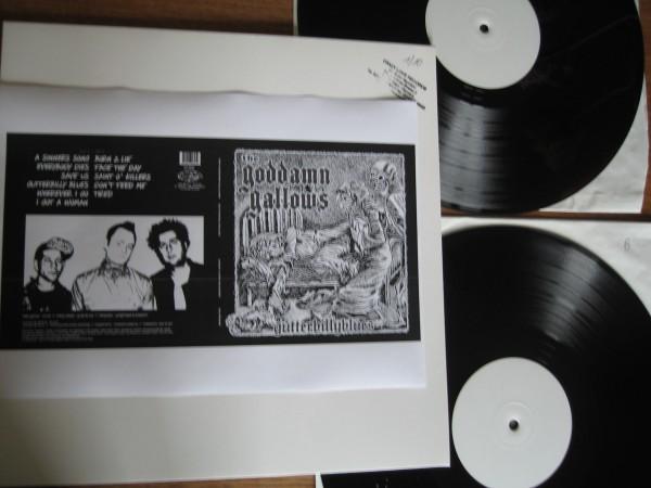 GODDAMN GALLOWS - Gutterbillyblues 2 x LP test pressing ltd.