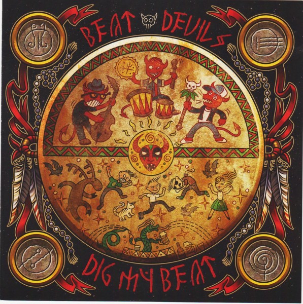 """BEAT DEVILS - Dig My Beat 7""""EP"""