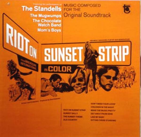 V.A. - RIOT ON SUSNSET STRIP (O.S.T.) LP