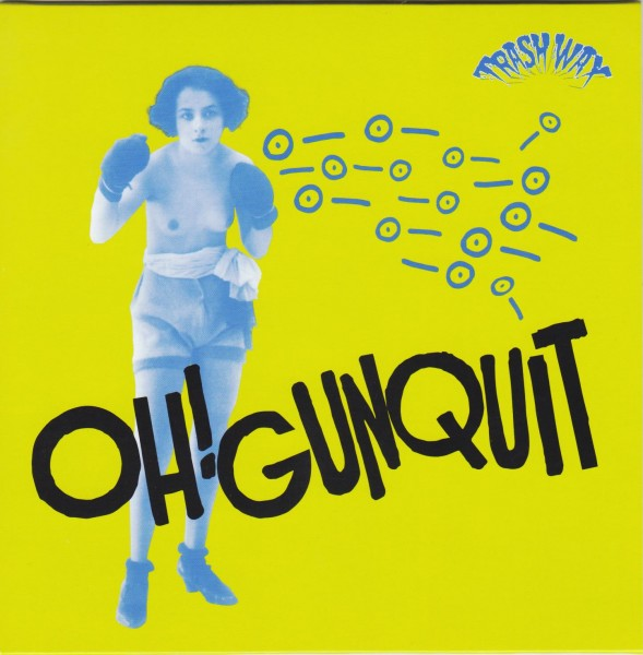 """OH! GUNQUIT - Nomads Of The Lost 7"""""""