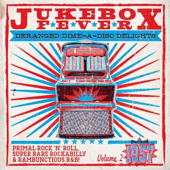 "V.A. - Jukebox Fever Vol.2 10""LP + CD"