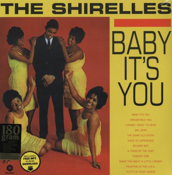 SHIRELLES - Baby It's You! LP