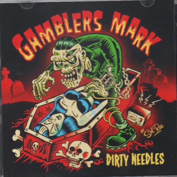 GAMBLERS MARK - Dirty Needles LP