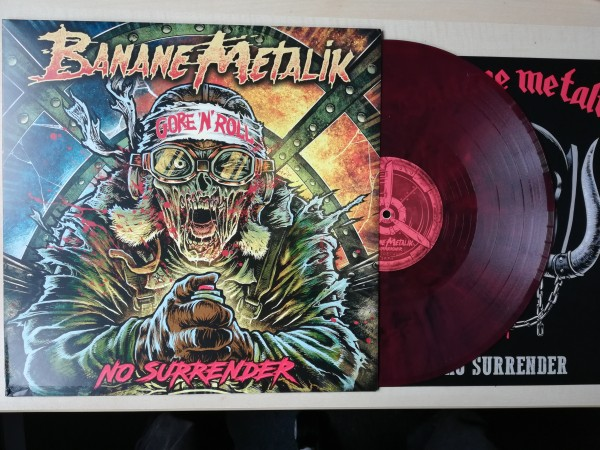 BANANE METALIK - No Surrender LP ltd.