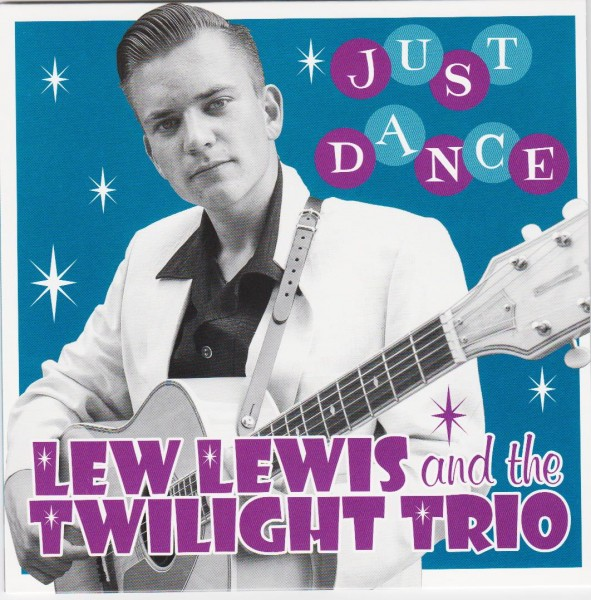 "LEW LEWIS & THE TWILIGHT TRIO - Just Dance 7""EP"