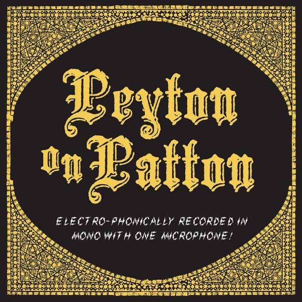 REVEREND PEYTON'S BIG DAMN BAND - Peyton On Patton CD