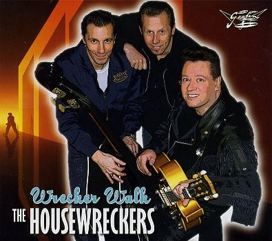 HOUSEWRECKERS-Wrecker Walk CD
