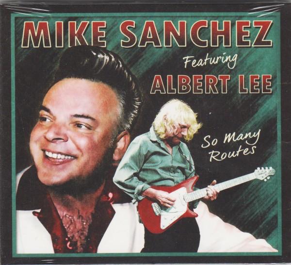 SANCHEZ, MIKE - So Many Routes CD