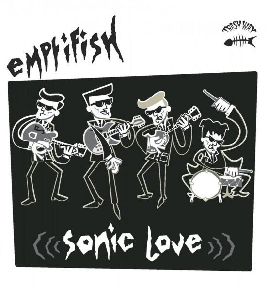 EMPTIFISH - Sonic Love LP