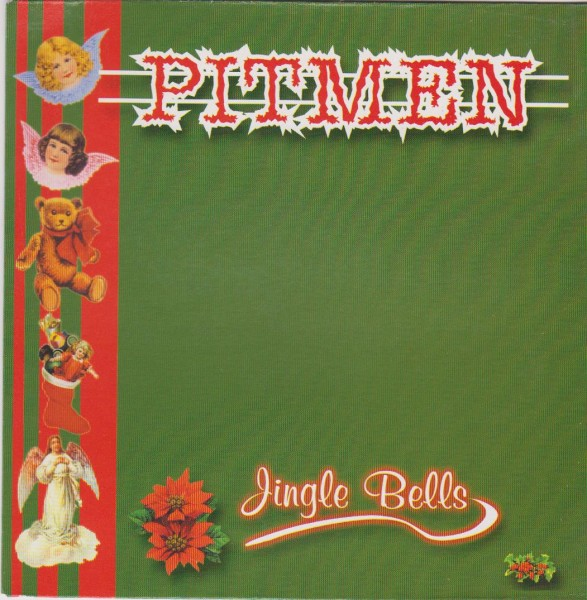 "PITMEN - Jingle Bells 7"" EP"