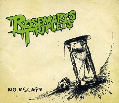ROSEMARY'S TRIPLETS - No Escape CD