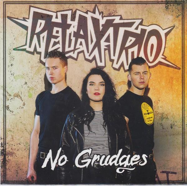 """RELAX TRIO - No Grudges 7""""EP ltd."""