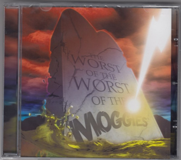 MOGGIES - The Worst Of the Worst Of The Moggies CD
