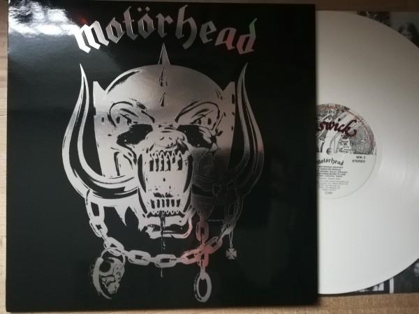 MOTÖRHEAD - Same LP ltd. white