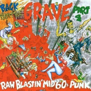V.A. - Back From The Grave Vol.4 CD