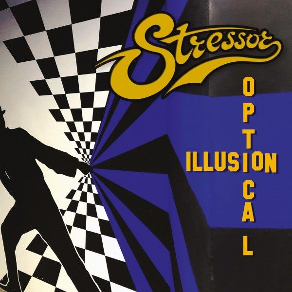 STRESSOR - Optical Illusion 7""