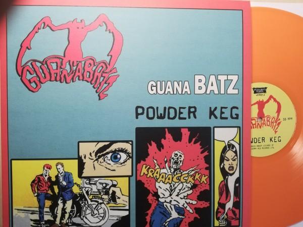 GUANA BATZ - Powder Keg LP ltd. orange
