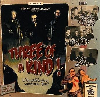 V.A .- Three Of A Kind CD