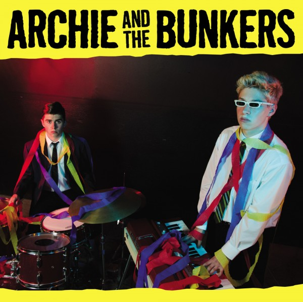 ARCHIE AND THE BUNKERS - Same LP