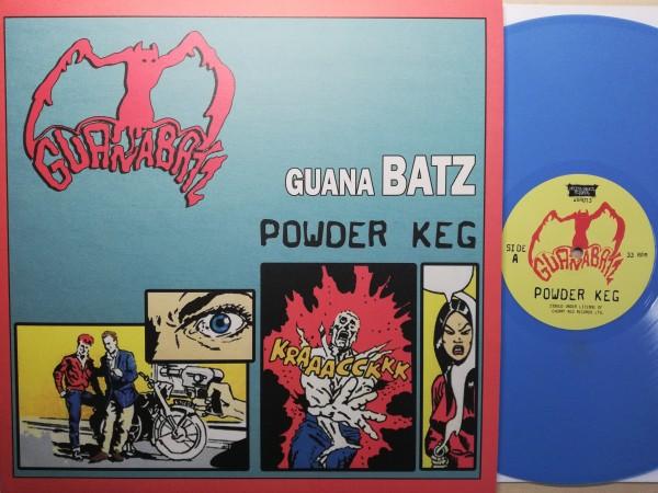 GUANA BATZ - Powder Keg LP ltd. blue