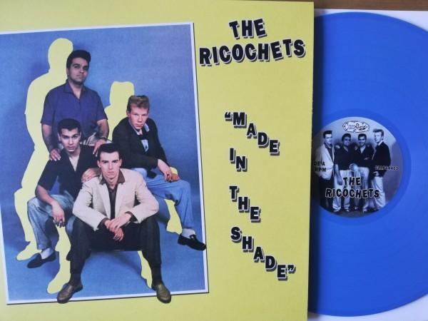 RICOCHETS - Made In The Shade LP ltd. LIGHT BLUE