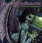 "HELLBATS / IRRADIATES - Iron Maiden's Gonna Get You No Matter How Far 7""EP"