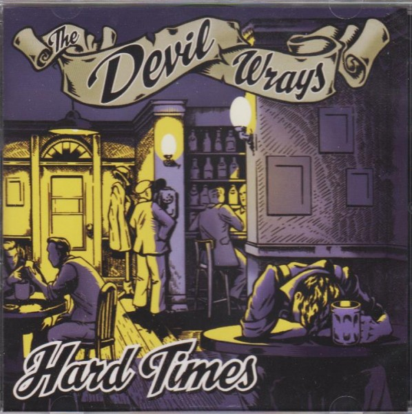 DEVIL WRAYS - Hard Times CD