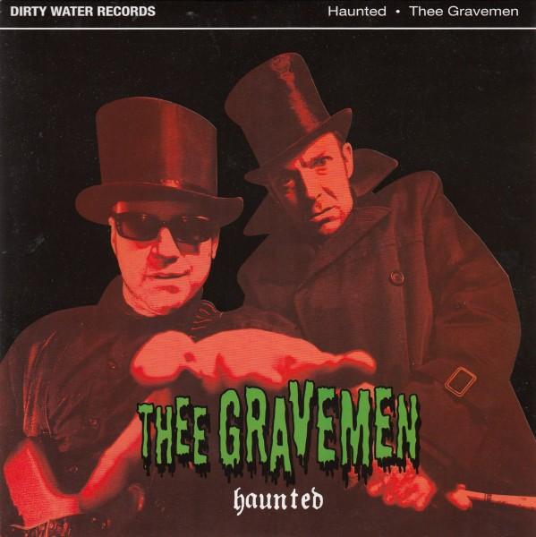 "GRAVEMEN - Haunted 7"""