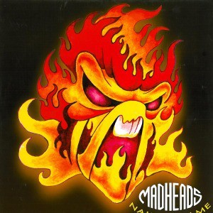 MAD HEADS - Naked Flame LP