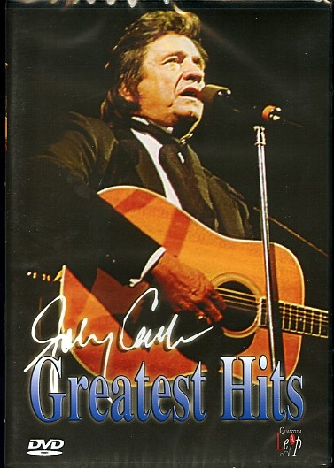 CASH, JOHNNY - Greatest Hits DVD