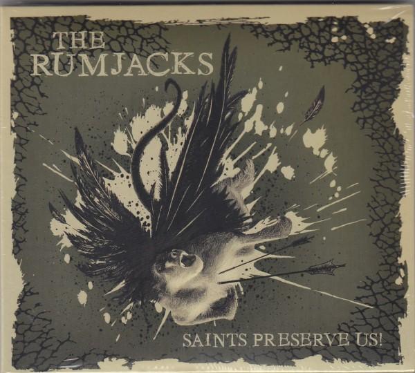 RUMJACKS - Saints Preserve Us CD