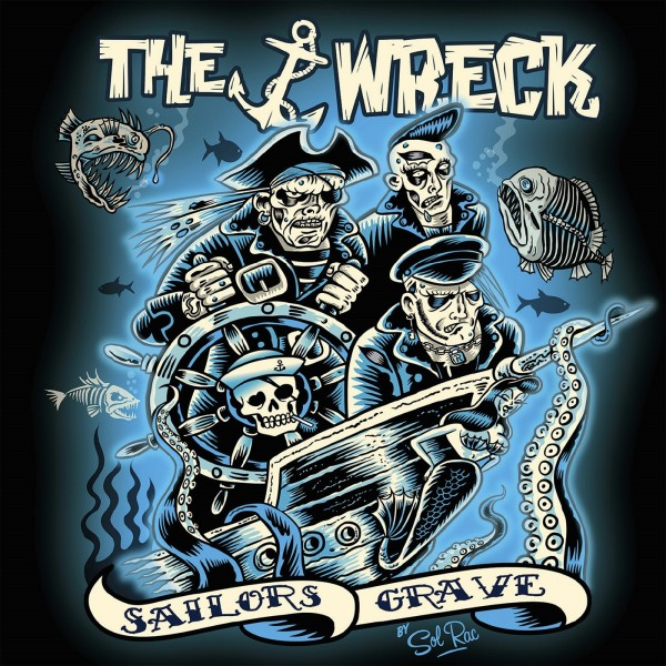 THE WRECK - Sailors Grave CD