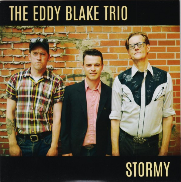"EDDY BLAKE TRIO - Stormy 7""EP"