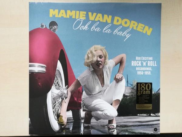 MAMIE VAN DOREN - Ooh Ba La Baby LP ltd.