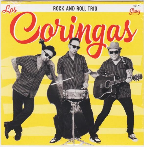 """LOS CORINGAS - El León 7""""EP"""