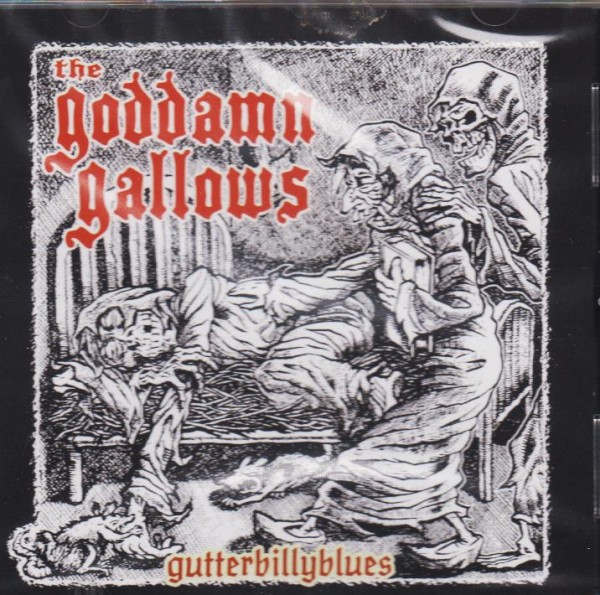 GODDAMN GALLOWS - Gutterbillyblues CD