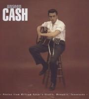 CASH, JOHNNY - Unseen Cash LP ltd. + book