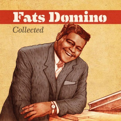 FATS DOMINO - Collected 2 x LP ltd.