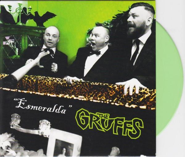 """GRUFFS - Esmeralda 7""""EP"""