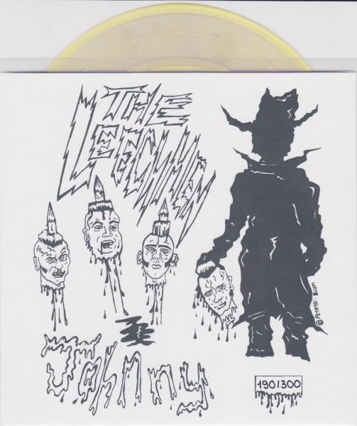 "LEECHMEN - Johnny 7""EP ltd."