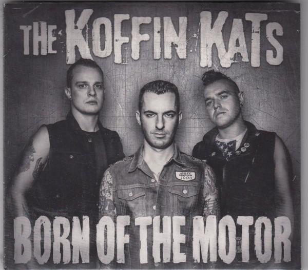 KOFFIN KATS - Born Of The Motor CD