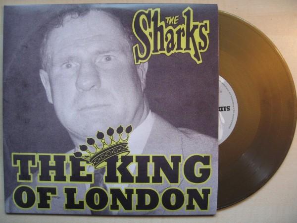 """SHARKS - The King Of London 10""""MLP ltd."""